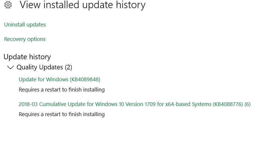 download windows 10 1709 cumulative update