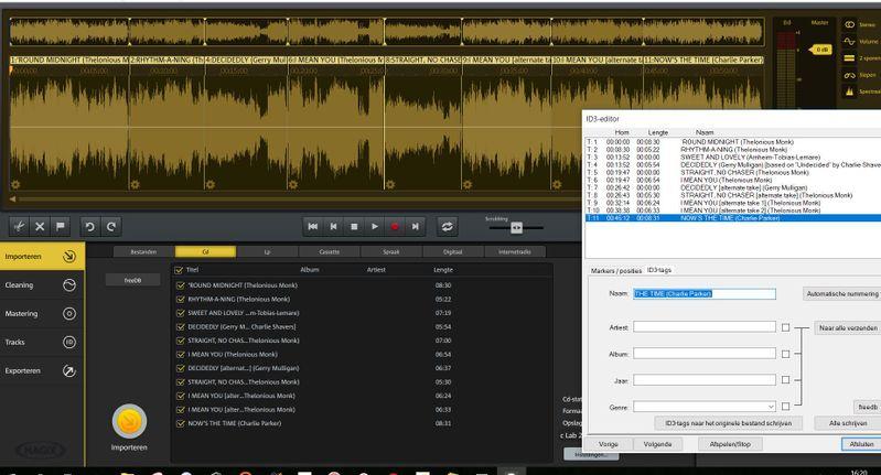 Magix screenshot