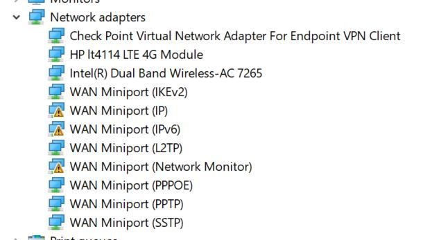 Solved Wi Fi Quit Working After Airplane Mode Wi Fi Device Longer Hp Support Community 6652430
