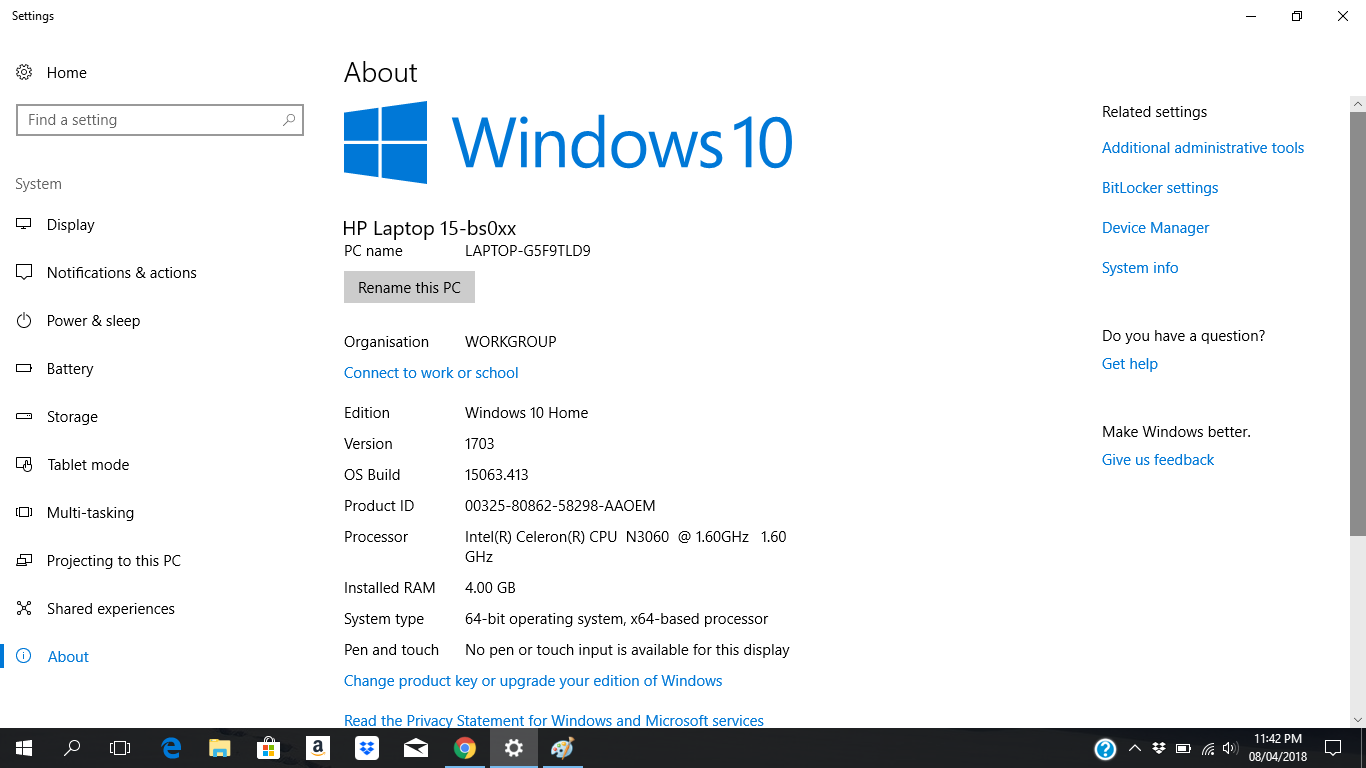 Solved: Product Warranty and Genuine HP Product Checking - HP Support  Community - 6652431