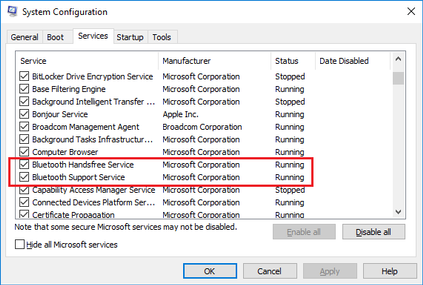 Bluetooth disappeared from my HP Elite x2 - HP Support Community