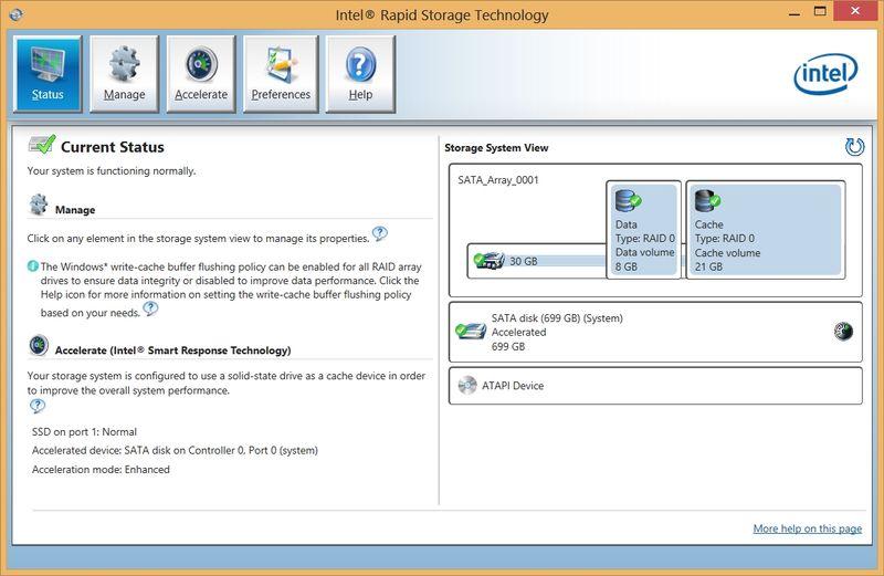HP HDX9203KW Notebook Intel Matrix Storage Manager Windows 8 X64 Driver Download