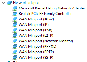 realtek rtl8188ce 802.11b/g/n wifi adapter windows 10