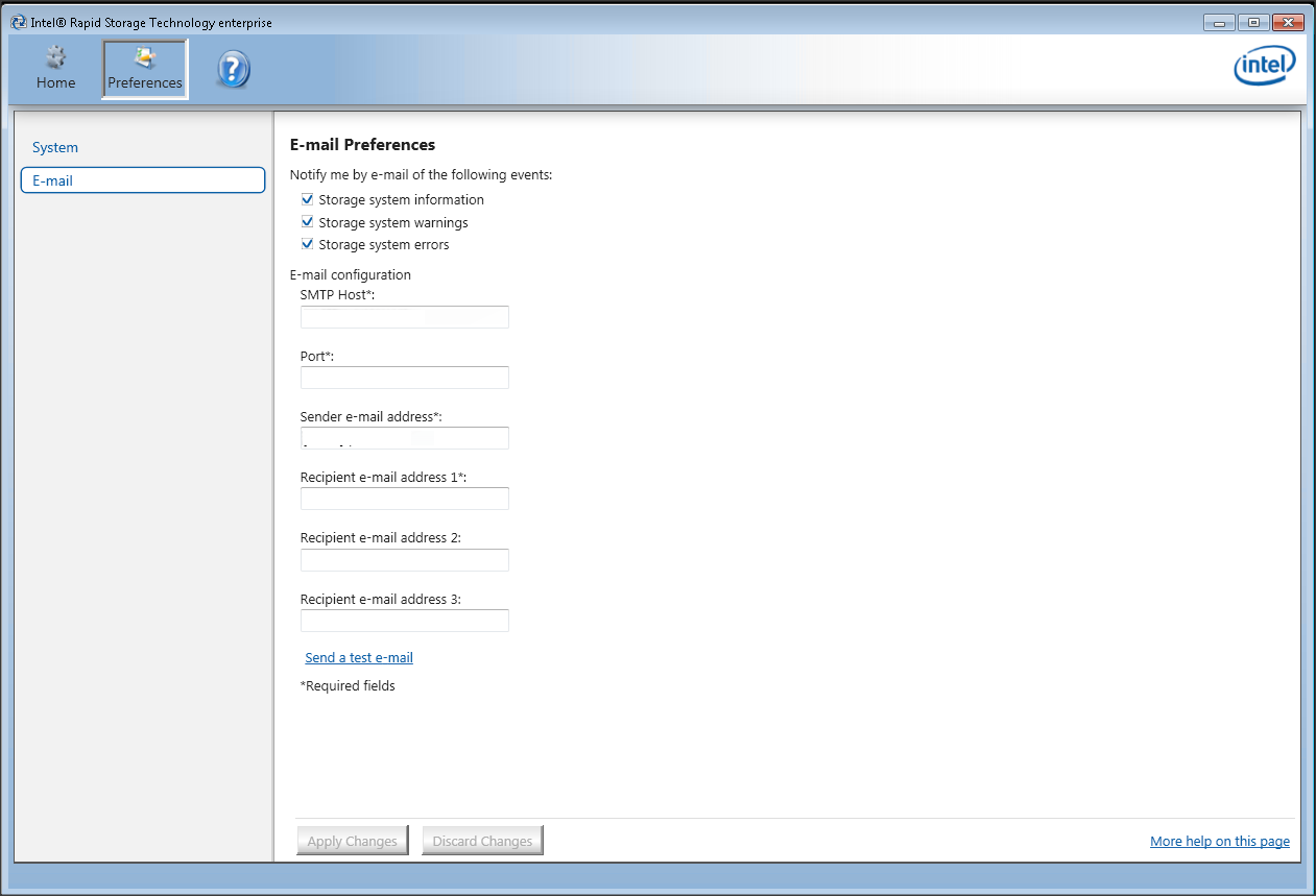 HP Z420 hardware RAID 1 configuration after OS instalation