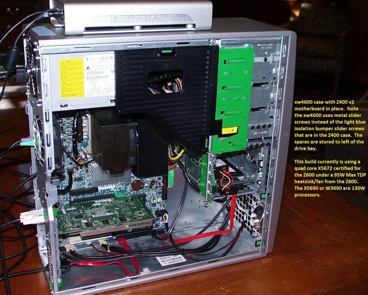 Solved Z400 Aftermarket Upgrades Page 4 Hp Support Community Wiring Diagram Further Blower 12v Puter Fan On Dell Cpu 5691838