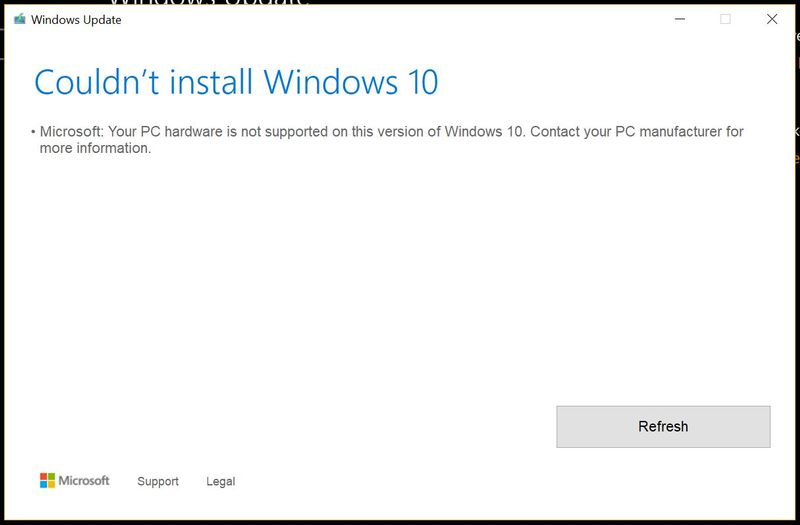 Solved: Intel SSD incompatibility and Windows 10 BSOD