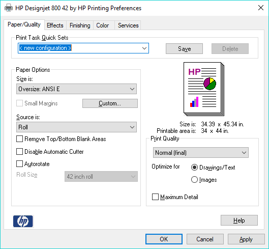 Hp designjet 800 printer driver download for windows 10, 8, 7.