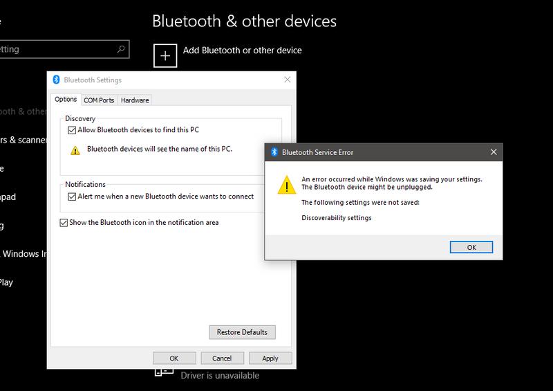 Mediatek Bluetooth Adaptor Driver PC