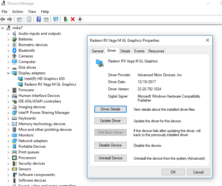 HP Spectre x360 Vega M VIDEO_TDR_FAILURE (ATIKMPAG SYS) - HP Support