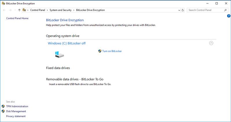 TPM firmware update - HP Support Community - 6737021