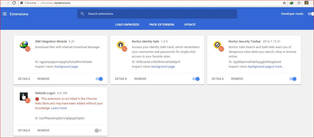 Chrome Extensions Download