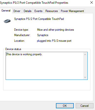 Solved: TouchPad not working after Bios update - HP Support