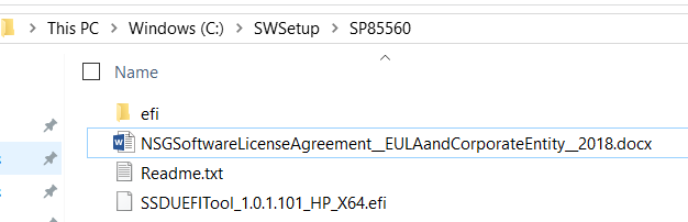 Solved: Update SSD firmware - HP Support Community - 6753832