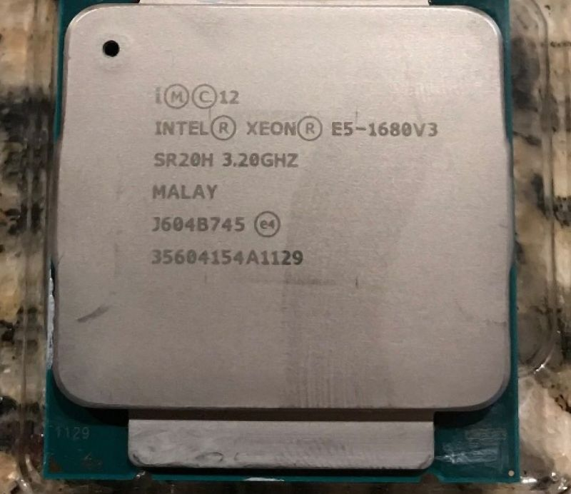E5-1680 not working in a z440 - HP Support Community - 6759468