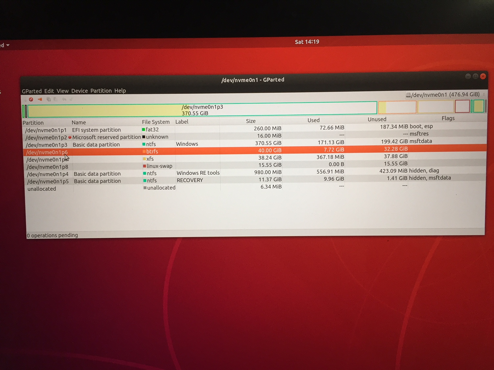 Solved: Ubuntu and Win 10 dual boot Envy 17 laptop - HP Support