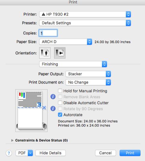 510 printer designjet driver 24-inch hp