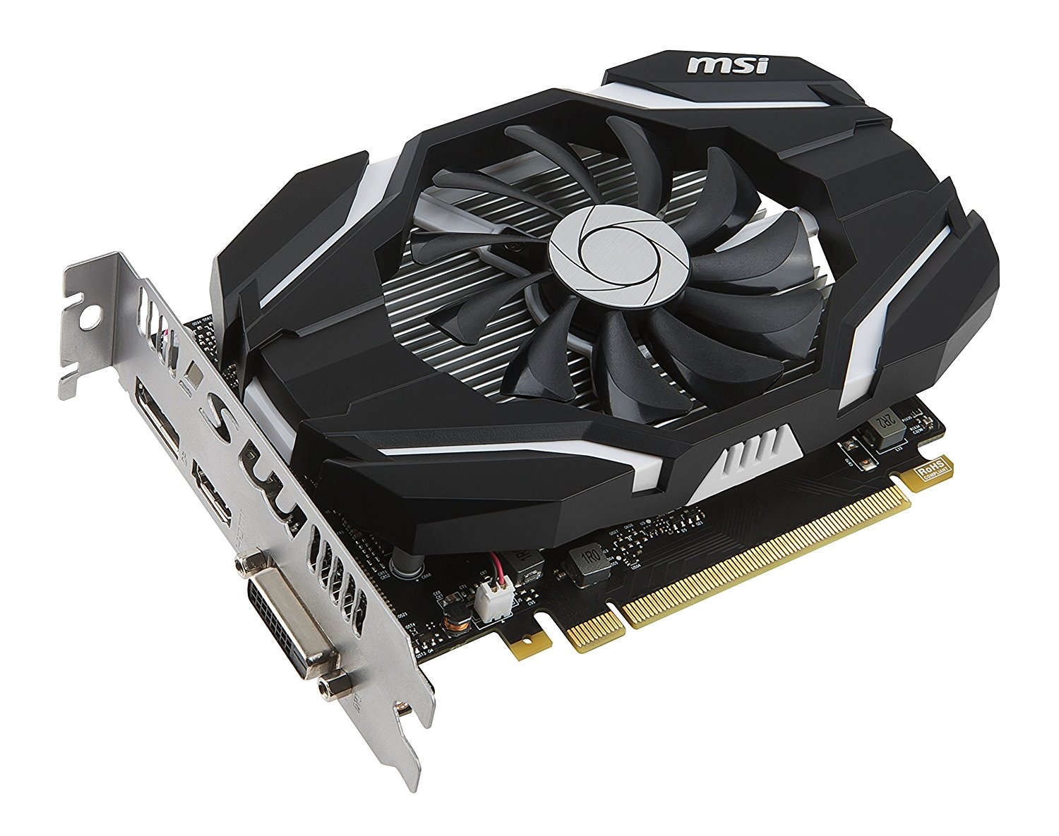 Will a GeForce GTX 1050 Ti fit inside a Pavilion 570-p020
