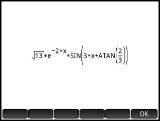 Solved: [HP Prime] Inverse Laplace returning Dirac(x)  - HP