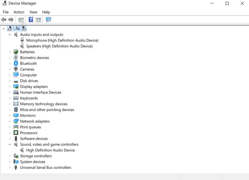 idt high definition audio codec pour windows 7 hp