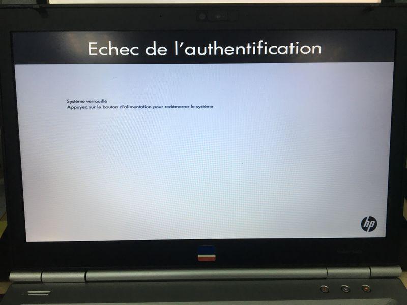 How To Remove Bios Administrator Password Hp Elitebook 8460p