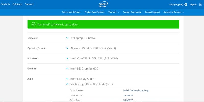 intel high definition audio driver windows 7