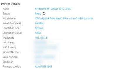 Hp deskjet 3540 driver download drivers & software.