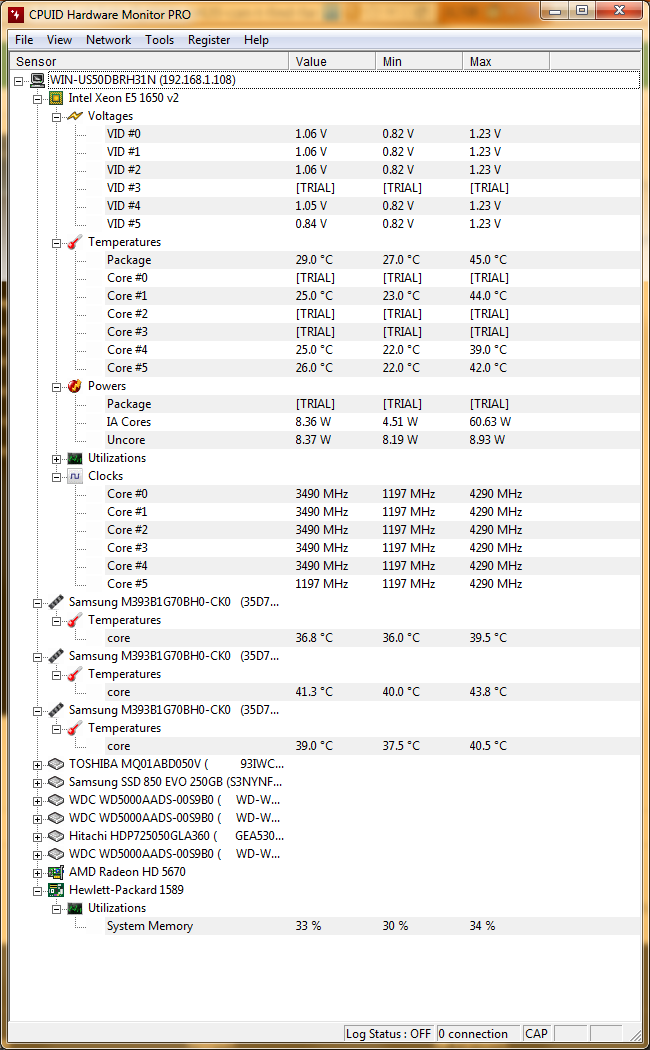 z420 can't find fan rpm - HP Support Community - 6870530