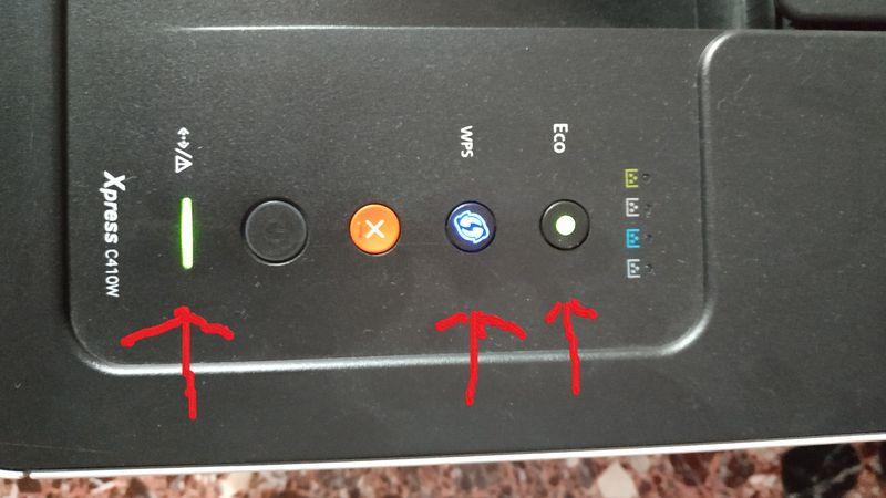 Samsung CL410W Firmware update error - HP Support Community