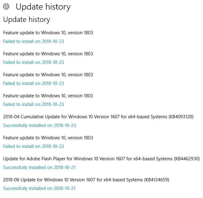 Solved: Windows 10 Updates - HP Support Community - 6875934