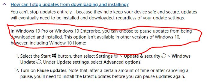 windows 10 home to pro upgrade time