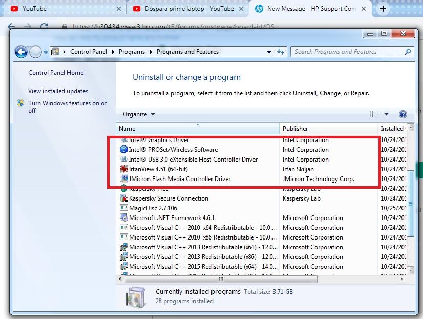 sm bus controller driver windows 7 64 bit download intel