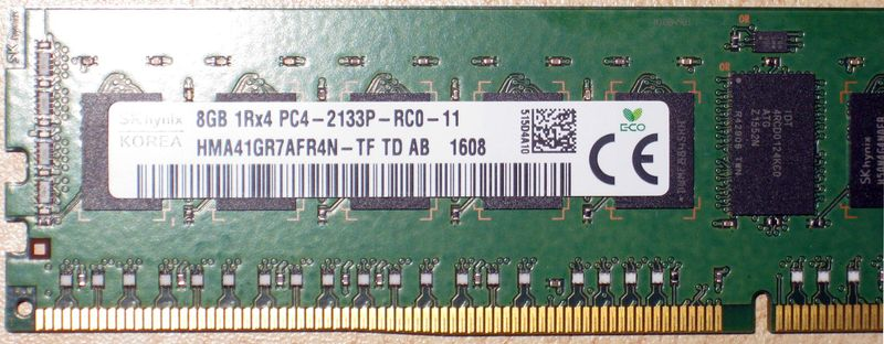 RAM Update in Workstatino Z440 do not work - HP Support