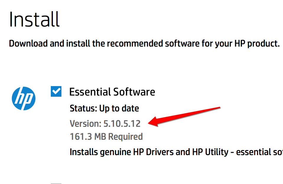 Solved: Need download for HP Essential Software version 5 10 5 14