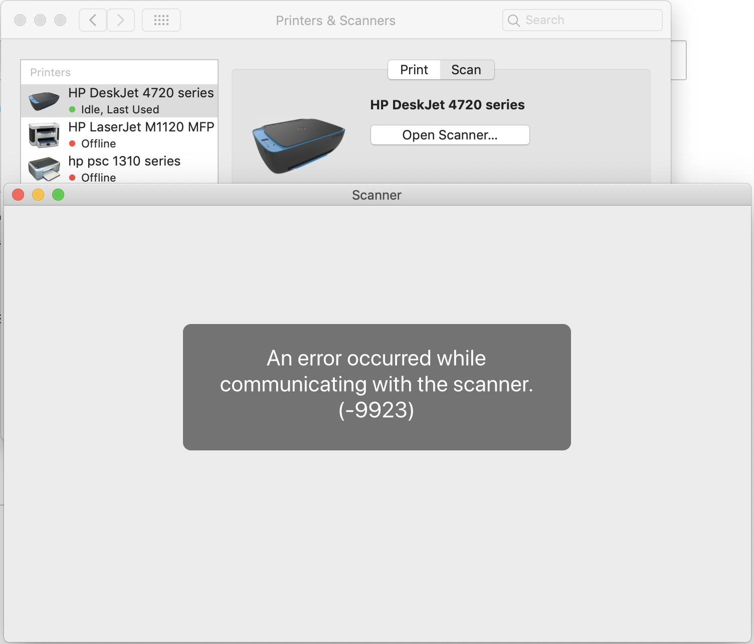 Hp psc 1310 all-in-one printer series driver downloads | hp.
