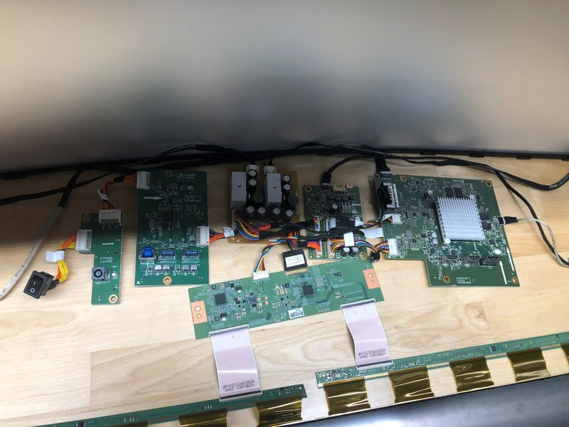 Z34c monitor has power but no image - HP Support Community - 6724822