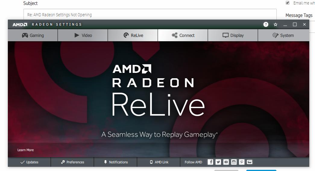 amd radeon settings download windows 10 64 bit