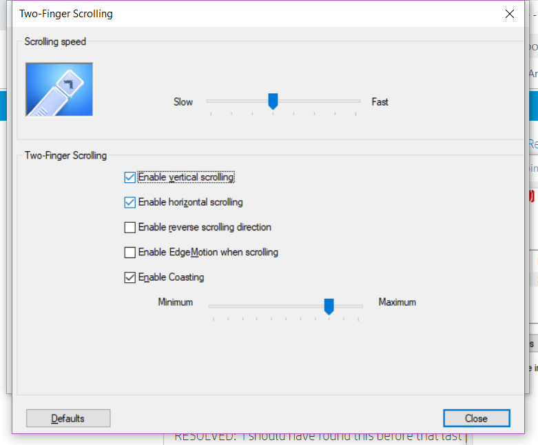 b33f3755e3b How to invert scrolling on Omen 15? - HP Support Community - 6899548