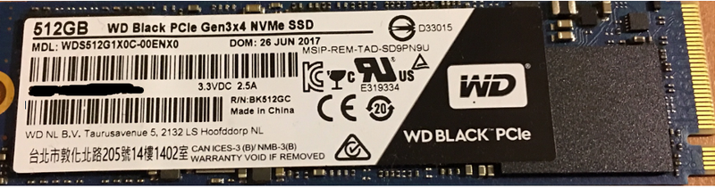 Solved: Installation of NVMe SSD - HP Support Community