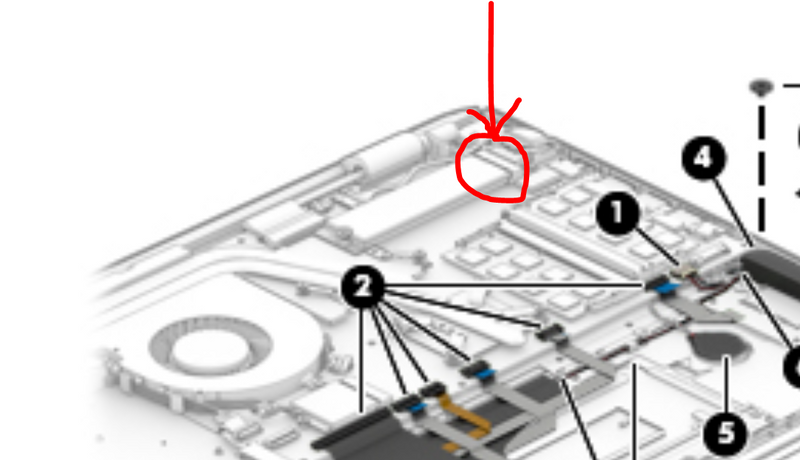 Solved: HP ENVY 15t-ae100 Hard Disk Drive upgrade to SSD