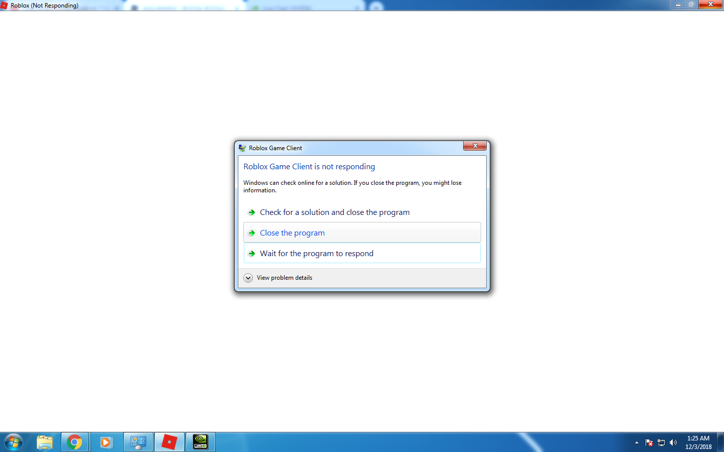 I Changed My Graphic Card From Gt610 To Gtx 550 Ti But I Hav - how to fix roblox not responding