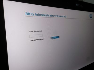 I don't know my BIOS Password - HP Support Community - 6921187