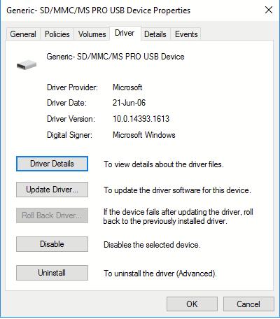 realtek card reader driver windows 10 64 bit hp