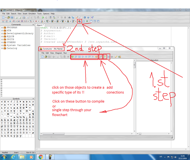 Look at on those picure ... I also added explanation on it ... Thanks for helping me :D