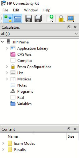 Solved: HP Connectivity Kit does not recognize my HP Prime
