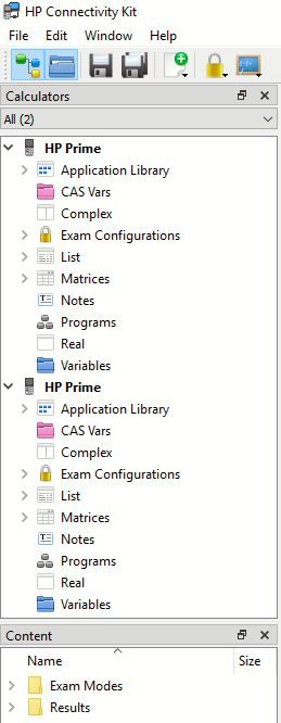 Solved: HP Connectivity Kit does not recognize my HP Prime in Window