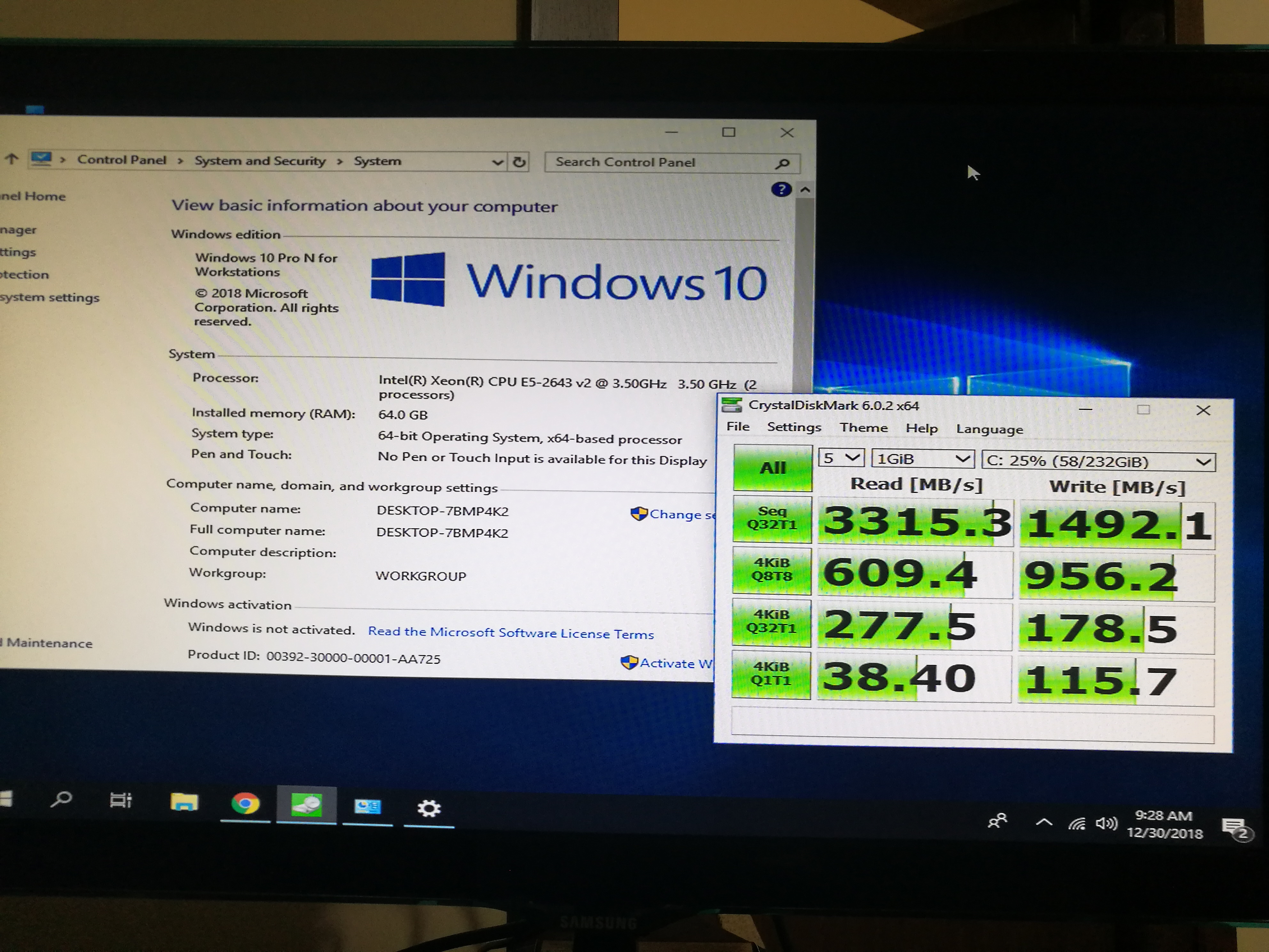 Solved: Booting to NVMe ON Z820 HP AND Z600 - HP Support