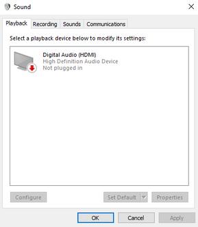 download digital audio hdmi