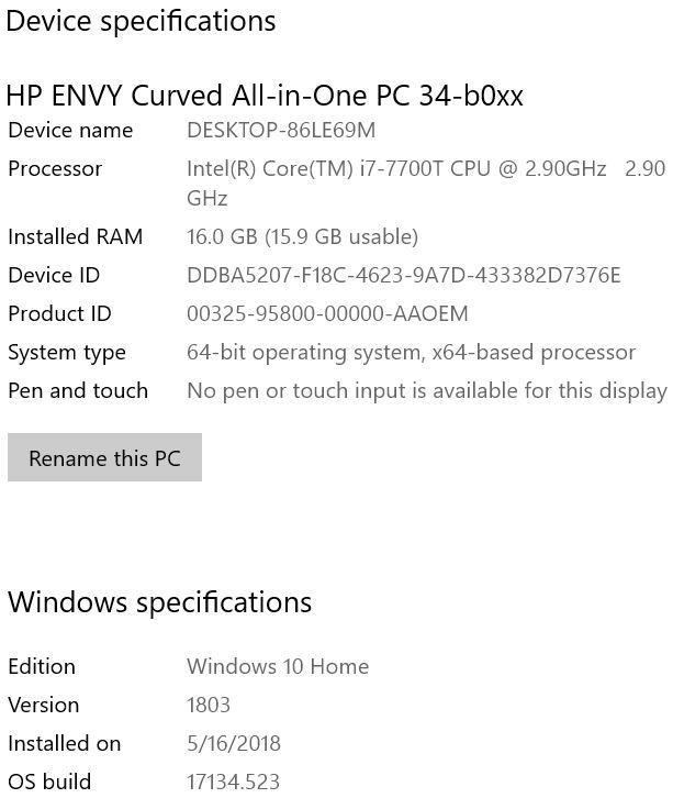 Does this mean that Windows is somehow installed twice on my    - HP