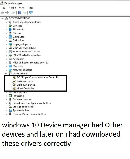 sound video and game controllers driver download windows 10