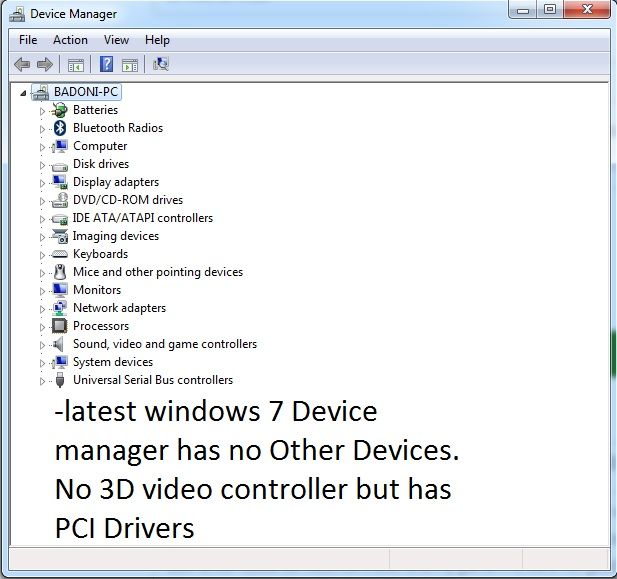 3D video controller - HP Support Community - 7005473